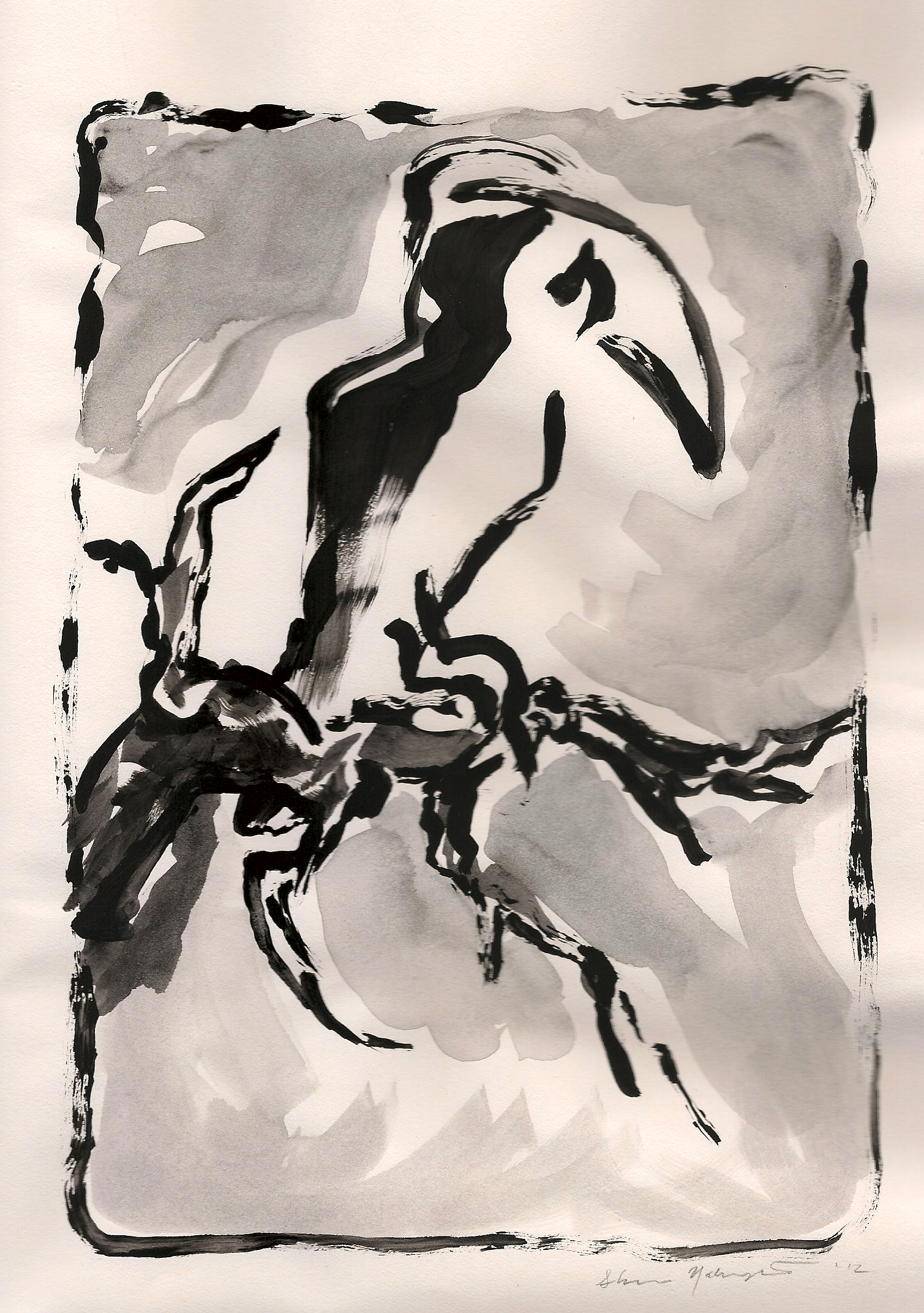 Paintings/Sumi-e